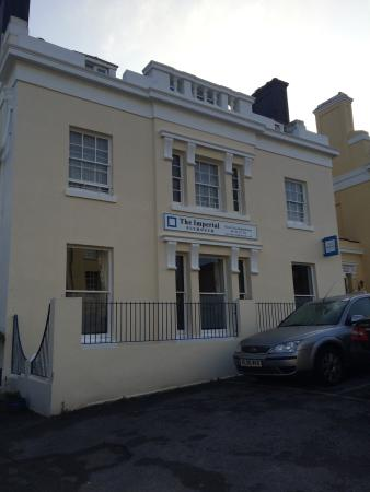 The Imperial, Plymouth: Lovely little hotel great location