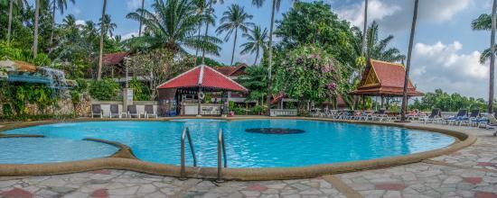 NovaSamui Resort Koh Samui: Poolside