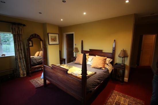 Wyck Rissington, UK: Bedroom1