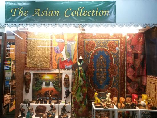 The Asian collection