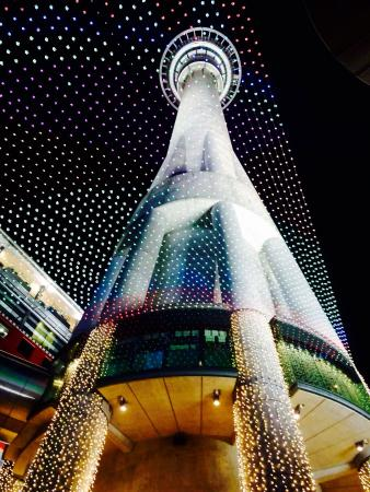 Sky City Casino : Stunning by night