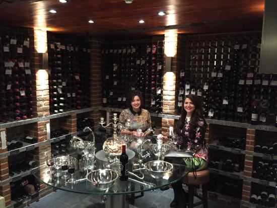 Hotel Du Vin wine tasting cellar - Picture of Hotel du Vin Bistro ...