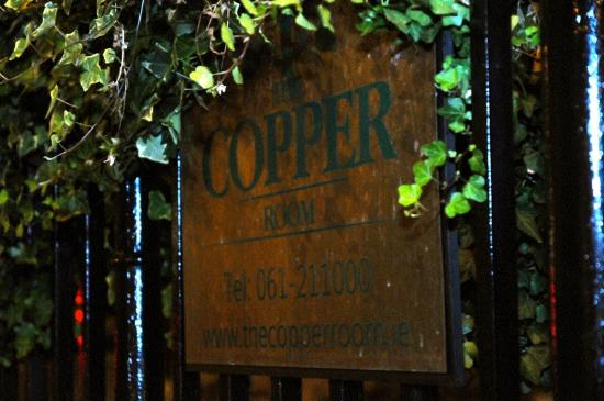 The Copper Room