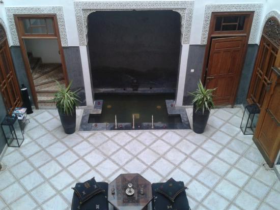 Riad Layla Courtyard