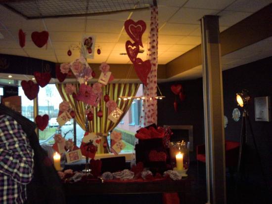 Golden Tulip Hotel Zevenbergen : hall hotel