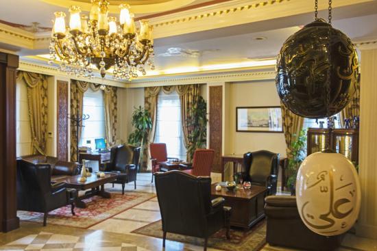 Acra Hotel: Lobby