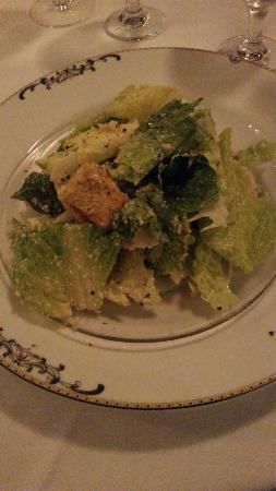 Euphemia Haye Restaurant : Caesar salad