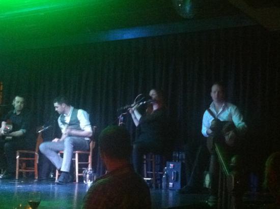 Arlington Hotel Temple Bar: live music