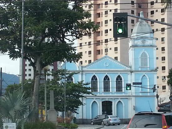 Igreja de São Benedito - Santuário do Senhor Bom Jesus de Matosinhos
