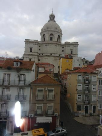 Sweet Lisbon Guesthouse: a view