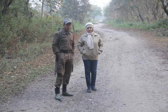 Nameri Eco Camp : Mr. Jyoti Borah