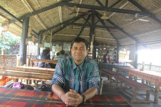 Nameri Eco Camp: Dinning Hall