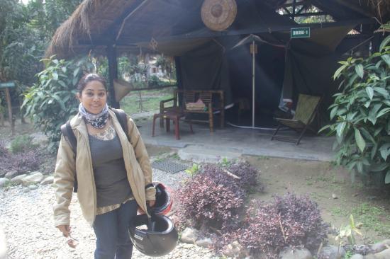 Nameri Eco Camp: Tent