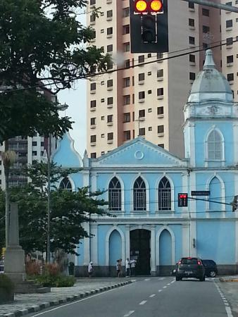 Igreja de Sao Benedito - Santuario do Senhor Bom Jesus de Matosinhos