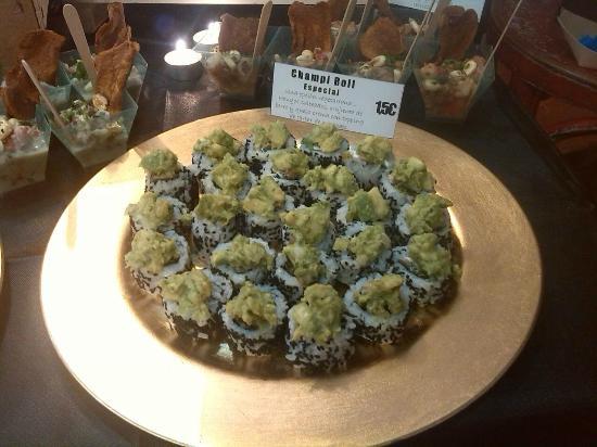 imagen Geisha Sushi Creativo en Santander