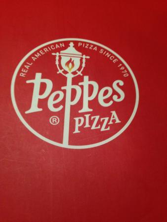 Peppes Pizza: CARDAPIO