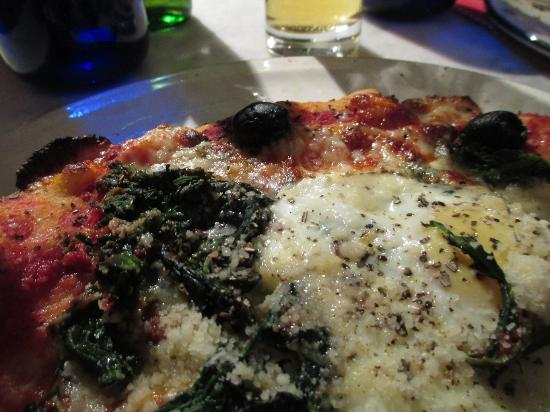 Fiorentina Pizza Picture Of Pizza Express Stamford