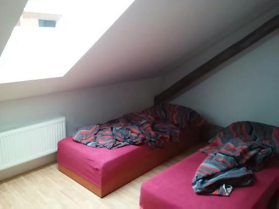 Hostel River: Double room with bathroom