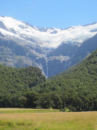 Wanaka River Journeys: Mt Aspiring National Park: glaciers