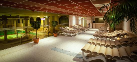 Hotel Zuiderduin : Sauna