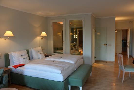 Romantik Hotel Hof zur Linde: Schlafbereich