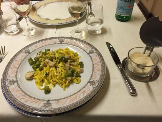 Da Palmiro: Wonderful Fettuccini