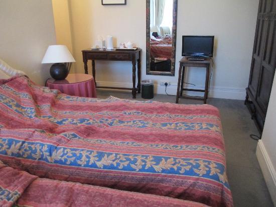 Garden House Hotel: double room