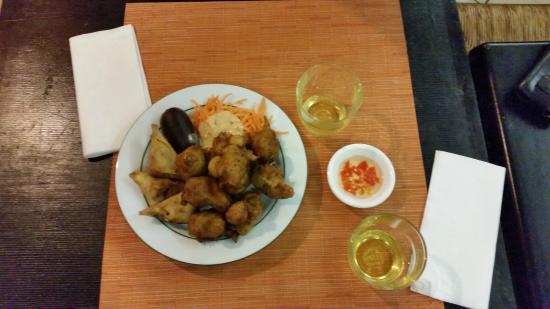 Bon Mange Creole