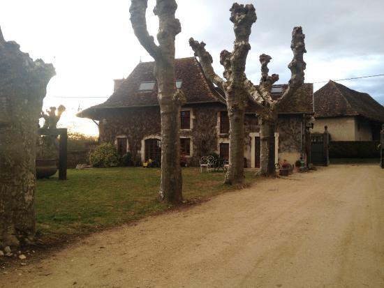 Domaine Du Manoir: le parc