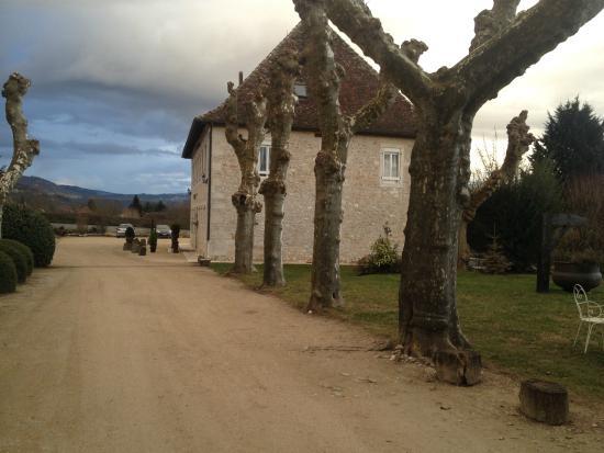 Domaine Du Manoir: vue du parc