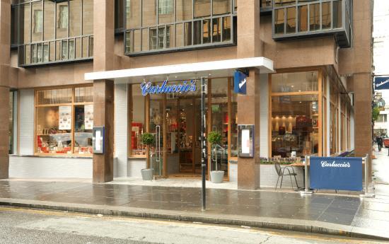Carluccio's - Glasgow