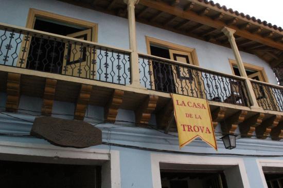 Casa de La Trova : Das ist sie