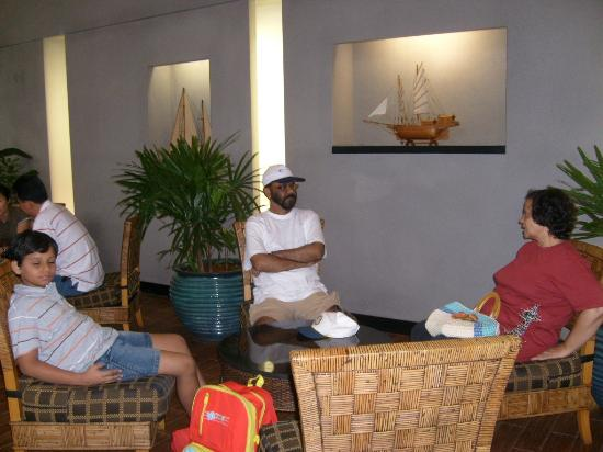 At Gems Gallery Pattaya 1st June 2009
