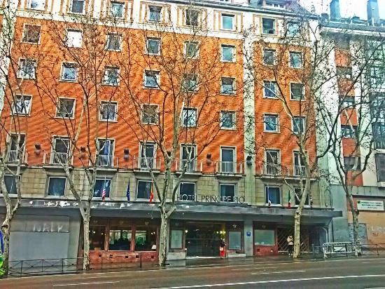 Principe Pio Hotel Fachada Del