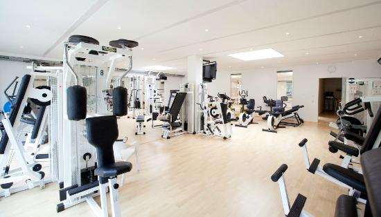 Eberl's Vitalresort: Fitnessraum