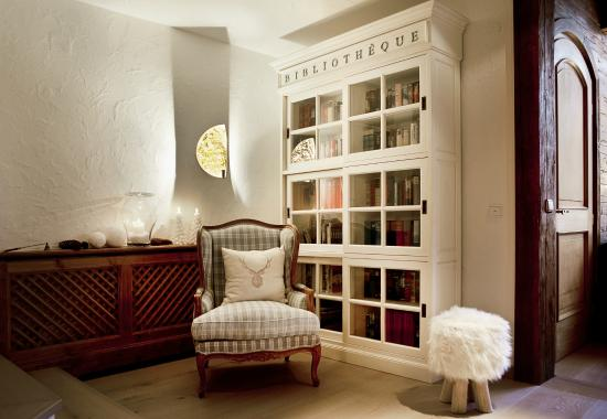 Eberl's Vitalresort: Bibliothek