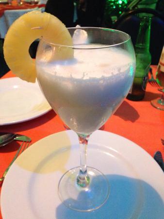 Niko's Restaurant: Piña Colada