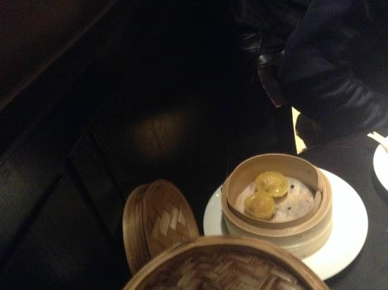 Ping Pong - Westbourne Grove: Steamed