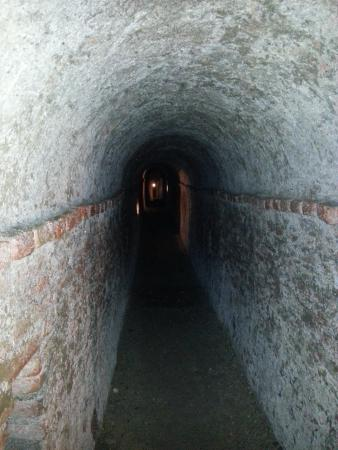 Museo Pietro Micca : sotterranei