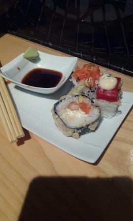 Uasabi : Sushi variado