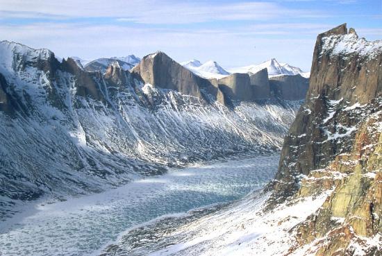 """Baffin Island: """"baffin"""""""