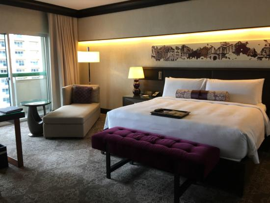 Fairmont Singapore: Executive Room