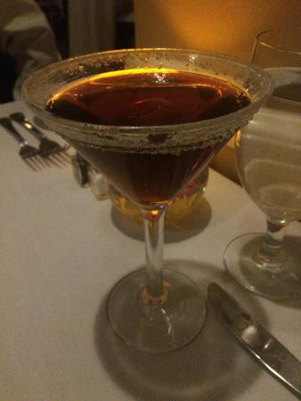 The Fifth Season: Toasted Chestnut Martini