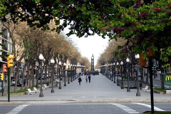 Park Playa Bara: Tarragona