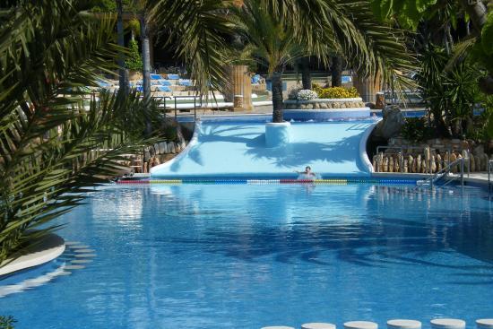 Park Playa Bara: Playa Bara - baseny