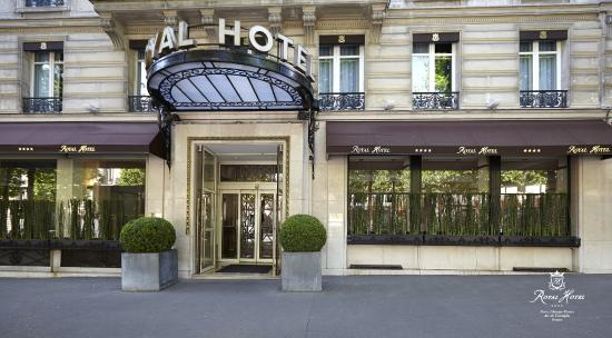 Royal Hotel Champs Elysees