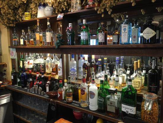 The Green Dragon: What's your poison?