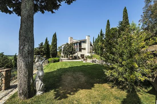 B&B Residenza i Tre Portali: view of grounds