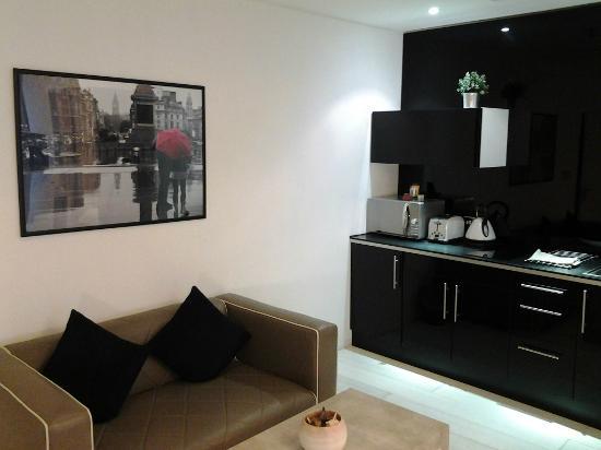 Rez apartments londres angleterre voir les tarifs et for Londres appart hotel