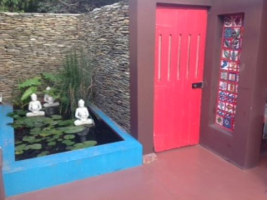 Karoo Art Hotel: Peace is guaranteed here!